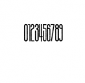 Buntara Vintage.otf Font OTHER CHARS