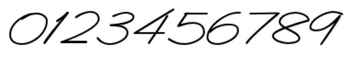 Business Casual Big Cap Regular Font OTHER CHARS