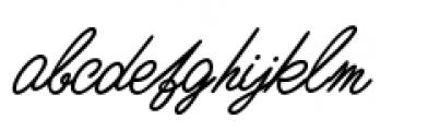 Business Casual Big Cap Regular Font LOWERCASE
