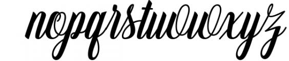 BUNDLES FONT SCRIPT 2019 2 Font LOWERCASE