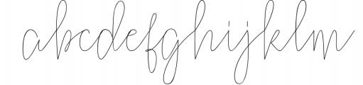BUNDLES FONT SCRIPT 2019 4 Font LOWERCASE
