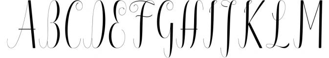 BUNDLES FONT SCRIPT 2019 5 Font UPPERCASE