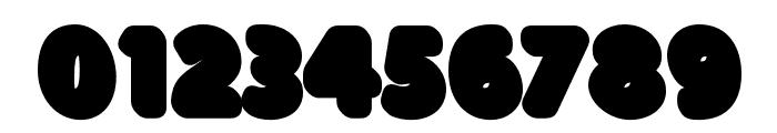 BubaDEMO-Shadow Font OTHER CHARS
