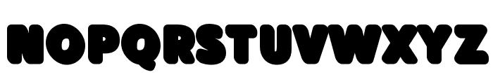 BubaDEMO-Shadow Font UPPERCASE