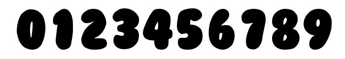 BubbleGum Font OTHER CHARS