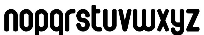 Bubbleboy Font UPPERCASE