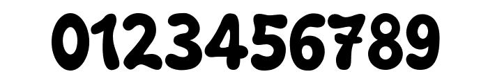 Bubblegun Font OTHER CHARS