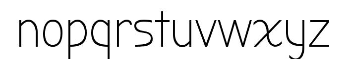 Bubbler One Regular Font LOWERCASE