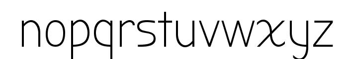 BubblerOne-Regular Font LOWERCASE