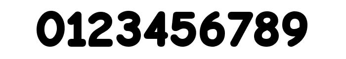 Bubblewump Font OTHER CHARS