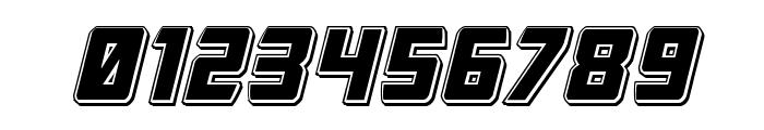 Buchanan Punch Italic Font OTHER CHARS