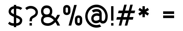 BuckoStd Font OTHER CHARS