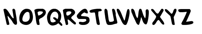 Buddy Champion Leftalic Font UPPERCASE