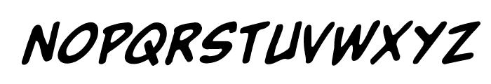 Buddy Champion Rotalic Font LOWERCASE