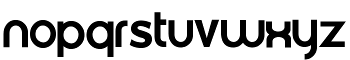 Budget 2012 Font LOWERCASE