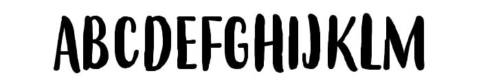 Budidaya Font UPPERCASE