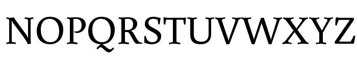 Buenard Font UPPERCASE