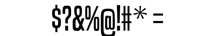 BuiltTitlingRg-Regular Font OTHER CHARS