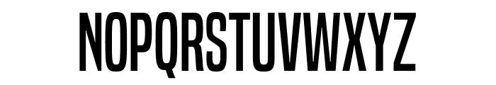 BuiltTitlingRg-Regular Font UPPERCASE