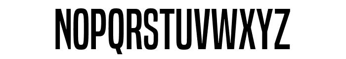 BuiltTitlingRg-Regular Font LOWERCASE