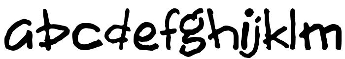 Buitenzorg Font LOWERCASE