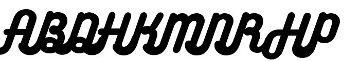 BukhariScript Alternates Font OTHER CHARS