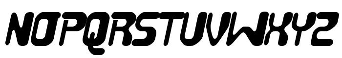 Bulgari Font UPPERCASE