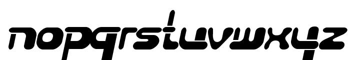 Bulgari Font LOWERCASE