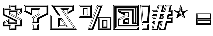 Bulwark NF Font OTHER CHARS