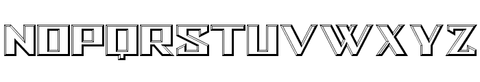 Bulwark NF Font LOWERCASE