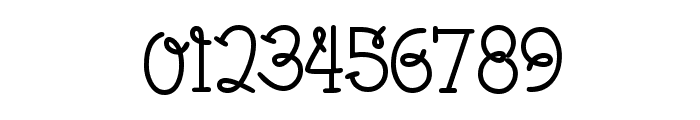 Bumble Bee BV Font OTHER CHARS