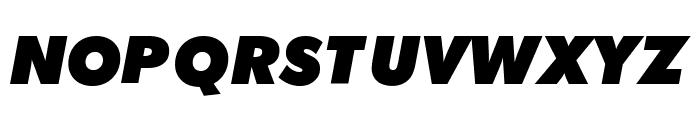 BumbleBee Font LOWERCASE