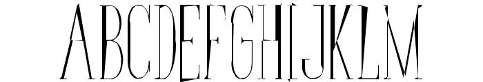 Bunga Cengkih Random Font LOWERCASE