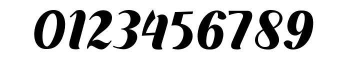 Bungasai Font OTHER CHARS