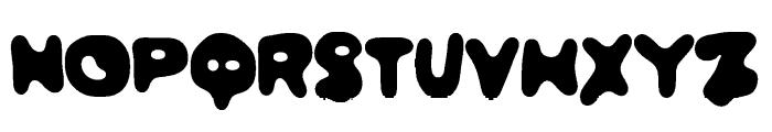 BunnyBaby Font UPPERCASE