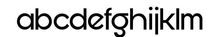 Bunya PERSONAL Regular Font LOWERCASE