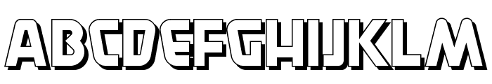 Burger Doodle Two NF Font LOWERCASE