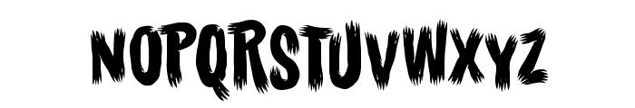 BuriedBeforeBB Font LOWERCASE