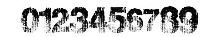 BurnSide Font OTHER CHARS