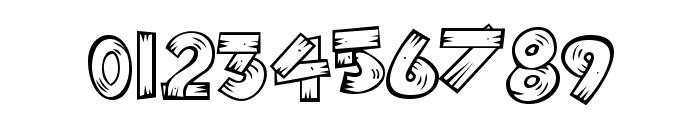 BurnstownDam-Regular Font OTHER CHARS