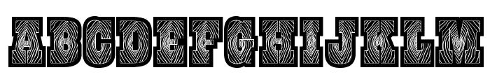BurrisBlack Font UPPERCASE