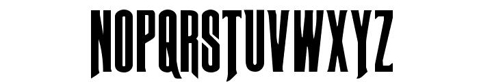 Butch & Sundance Regular Font UPPERCASE