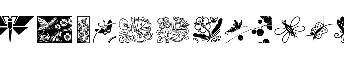 ButterflyAndCo Font UPPERCASE
