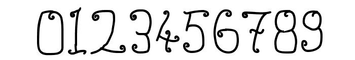 Buttmunch Font OTHER CHARS