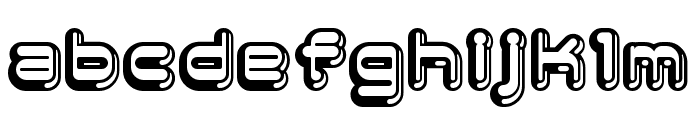 Button Font LOWERCASE