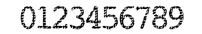 Buttzilla Font OTHER CHARS