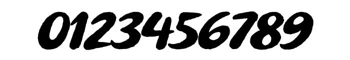 Buvard Font OTHER CHARS