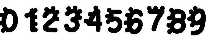 bubblefont Font OTHER CHARS