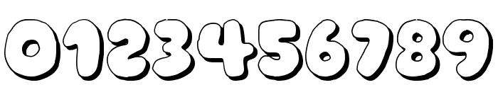 bubblegums Font OTHER CHARS