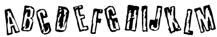 busseta Font LOWERCASE